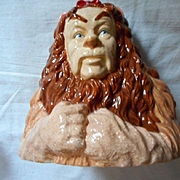 Wizard of Oz Ceramic Lion Bank