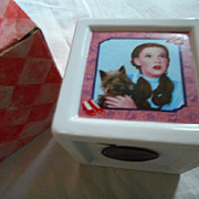 Wizard of Oz Ceramic Dorothy Bank