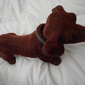 Dachshund Vintage Nodder Dog