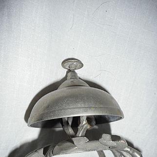Hotel Bell Vintage Crab Metal Bell