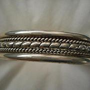 Sterling Silve Vintage Bracelet