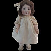 Kestner 220 Toddler 14 IN Antique German Bisque Doll, Rare Doll