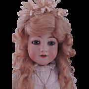 "Simon & Halbig 1249 Santa 24"" Antique German Bisque Doll"