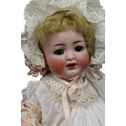 Antique Kammer and Reinhardt 126 Toddler 13 IN Antique German Bisque Doll