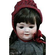 Armand Marseille #560a Antique German Bisque Doll, 16 IN