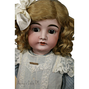 Kestner 146 Antique German Bisque Doll, 23 IN