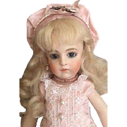 "Darlene Lane ""Chantel"" UFDC Convention Doll, 7 1/2 IN, A/O w Box and Hoop Toy"