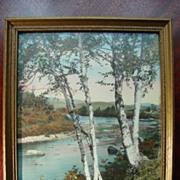 Carrabasset Valley by Sawyer - Original Frame