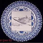 Royal Doulton Gibson Girl - They Go Fishing