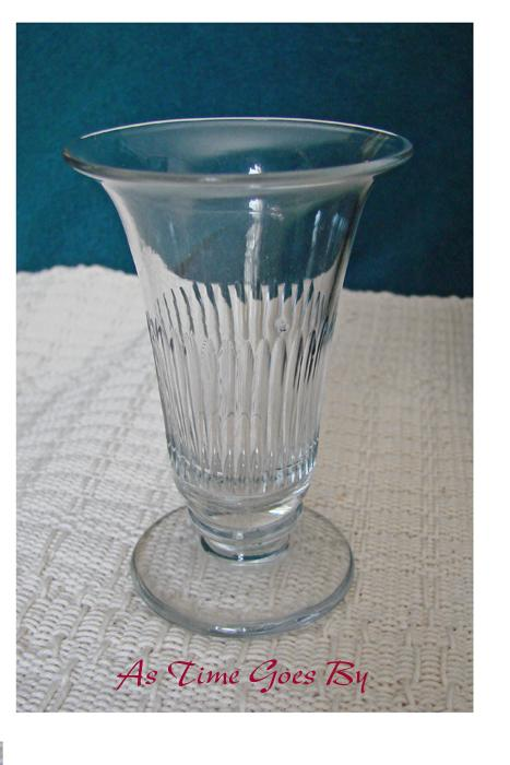 Late 18th Century Blown Jelly or Syllabub Glass, Ground Pontil