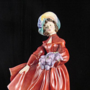 Lilac Time - Royal Doulton - HN2137