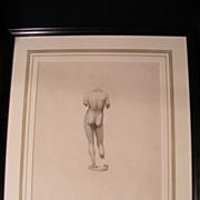 Greek Classic 19th century engraving