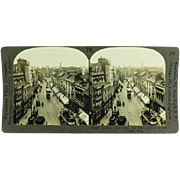 Keystone View Company Stereoview Card 28290 Gallow Tree Gate