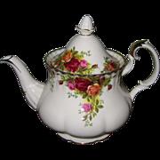 Royal Albert - Old Country Roses - Large Teapot