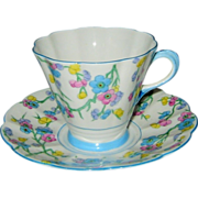 Tuscan - Plant - Teacup Set