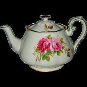 Royal Albert -American Beauty - Large Teapot