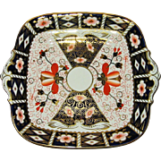 Royal Crown Derby - Traditional Imari 2451 - Serving Tray