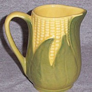 Vintage Shawnee Corn King Creamer #70