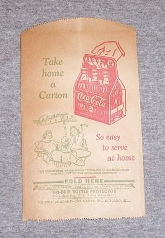 Vintage Coca Cola Dry Server