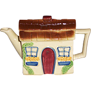 Shawnee Cottage Tea Pot Rare!