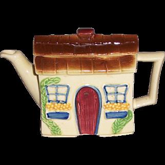 Shawnee Cottage Tea Pot Rare!