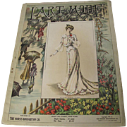 1902  L'ART de la Mode Fashion Magazine