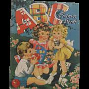 1942 ABC Picture Book