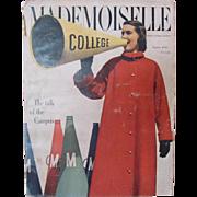 Mademoiselle Aug 1949 Magazine For Smart Young Women