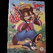 1952 Mr. Jolly Paint Book