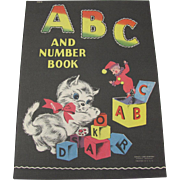 ABC and Number Children's Book