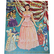 1951 American Beauty First Lady Paper Dolls