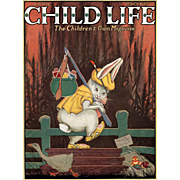 April Child Life Easter Cover Only