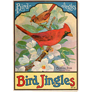 Early Bird Jingles Children's Book