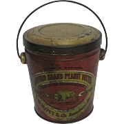 1 Lb Buffalo Brand Peanut Butter Pail