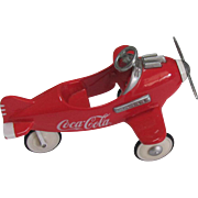Small Coca Cola Coke Pedal Airplane