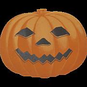 Halloween JOL Cutout By Dennison