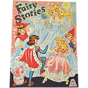 1943 Fairy Stories Children's Book