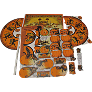 Complete Halloween Party Decorations Envelope & Directions