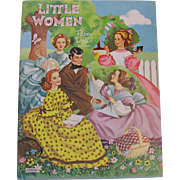 1960 Little Women Paper Dolls