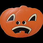 Halloween JOL Embossed Die Cut H.E. Luhrs USA #2