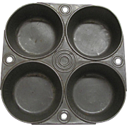 Unusual Primitive Muffin Tin