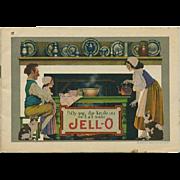 1924 Maxfield Parrish Jello Recipe Booklet