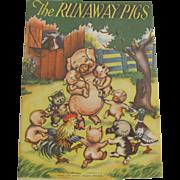 The Runaway Pigs Children's Book