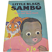 Little Black Sambo Children's Book