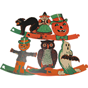 Halloween Set 6 Table Standup Decorations