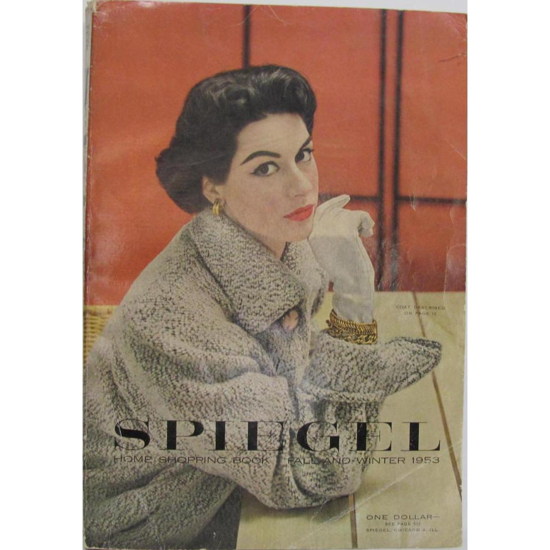 1953 Spiegel Fall & Winter Catalog