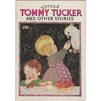 1940 Little Tommy Tucker & Other Stories Book