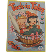 1946 Tuck-in Tales Children's Book