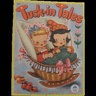 1946 Tuck-in Tales Children's Book