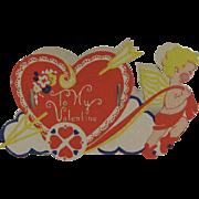 Valentine Folding Candy or Nut Box